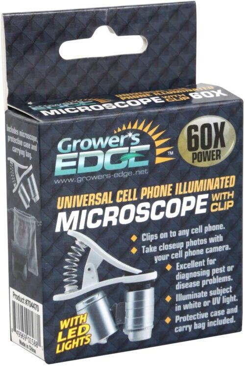 grower's edge microscope