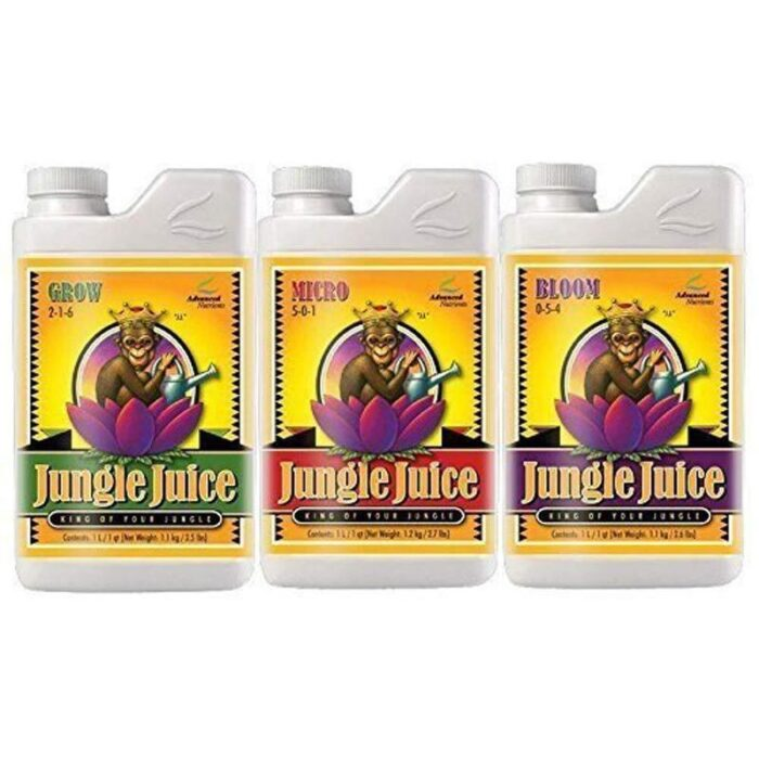 bloom jungle juice