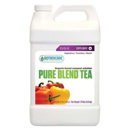 botanicare pure blend tea 1gallon