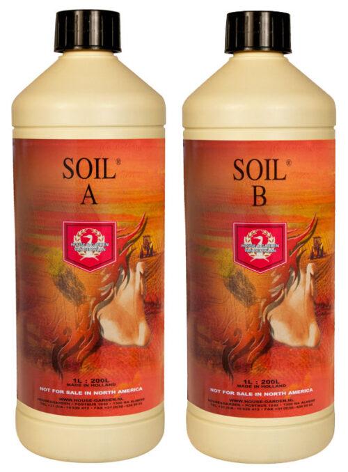 soil b